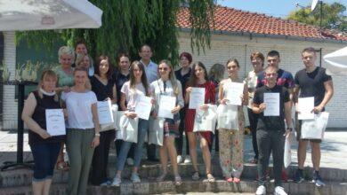 Photo of Zlatara Stanimirović i GO Medijana nagradili najbolje srednjoškolce