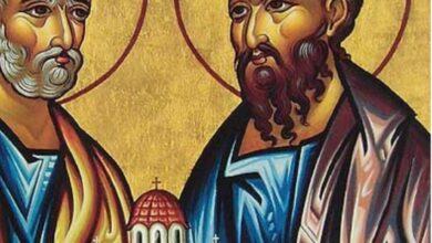 Photo of DANAS JE PETROVDAN: Dan svetih apostola Petra i Pavla