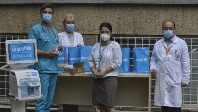 Photo of UNICEF-ova podrška se nastavlja: Respiratori i protokomeri za kliničke centre u Nišu i Kragujevcu