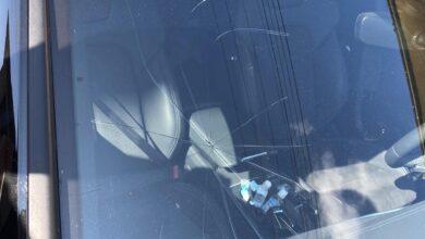 """Photo of Oštećeno još jedno vozilo """"Tončev gradnje""""; Tončev: """"Zabrinut sam za bezbednost svoje dece i svoje porodice"""""""