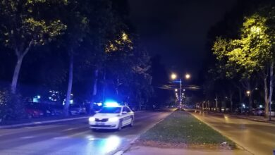 Photo of Pojačana kontrola na niškim ulicama. Vozio 146,9 km/h, na delu puta gde je ograničenje 50