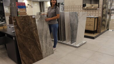 Photo of BOGAT IZBOR granitne keramike velikih dimenzija po povoljnim cenama – Salon AQUA CASA
