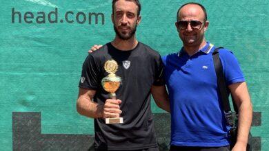 Photo of Nikola Milojević i drugi teniser Bugarske, nova pojačanja Teniske akademije Živković