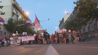 Photo of Protest u Nišu, dan peti