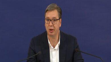 Photo of VUČIĆ: Prosečna plata do kraja 2021. biće 570 evra