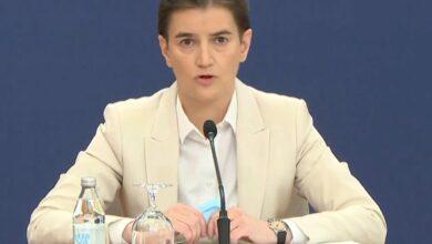 Photo of Brnabić: Nije umrla nijedna osoba čekajući respirator