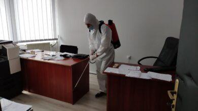 "Photo of JKP ""Tržnica"": Redovno se dezinfikuju pijace i upravne zgrade"
