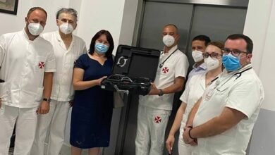 "Photo of Kompanija ""Tigar Tyres"" donirala aparat Klinici za kardiohirurgiju KC Niš"