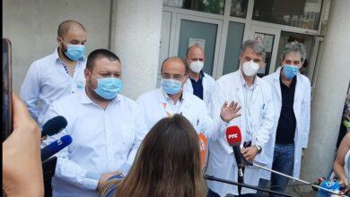 Photo of KLINIČKI CENTAR NIŠ SAOPŠTIO PODATKE: U teškom stanju petoro pacijenata, zaražena 74
