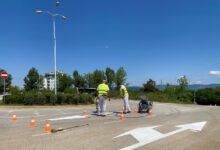 "Photo of JKP ""Parking servis"": Radovi na javnoj rasveti i saobraćajnicama"