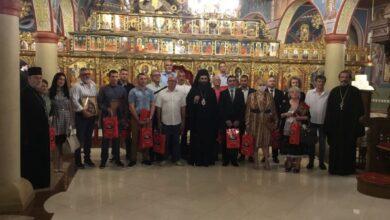 Photo of Arhijerejske gramate i zahvalnice za dobrotvore Sabornog hrama u Nišu