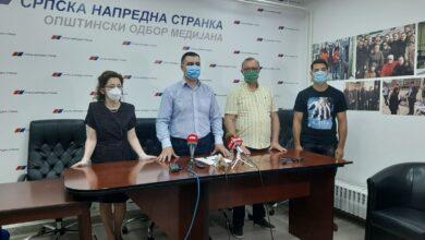 Photo of OO SNS MEDIJANA: Ostaćemo dostojanstveni, nećemo odgovarati na nasilje