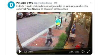 Photo of Nišlija ubijen u Ekvadoru (VIDEO)