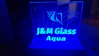 Photo of J&M GLASS AQUA – Uramljivanje slika i graviranje laserom