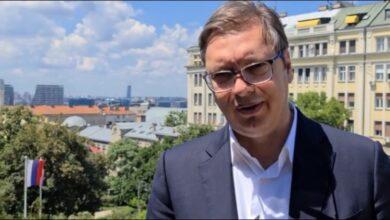 Photo of Vučić: Brza pruga Beograd-Niš do kraja 2023. godine, vozovi će ići 200km/h