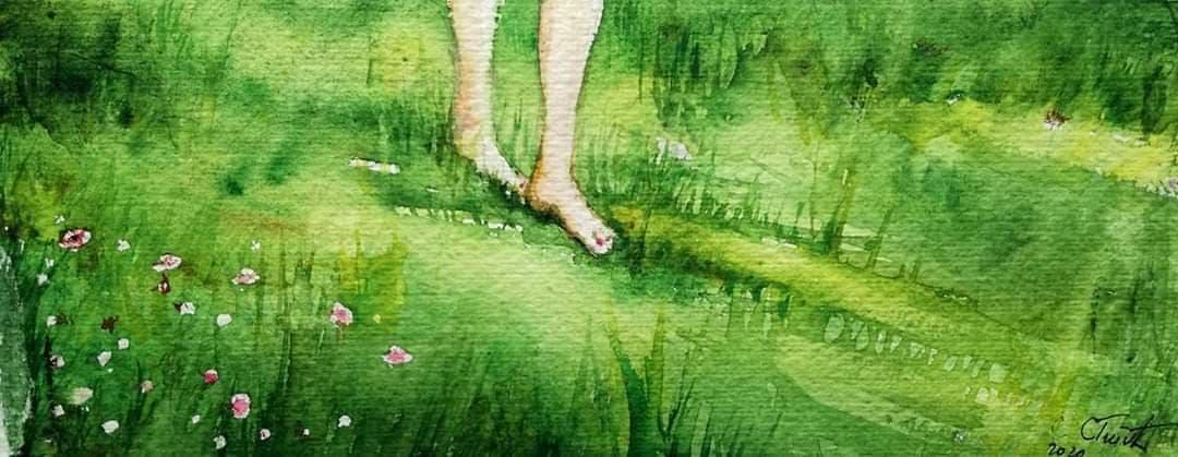 Suzana Gigić, akvarel