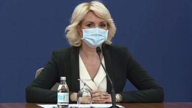 Photo of Kisić Tepavčević: U KC Niš hospitalizovano jedno dete