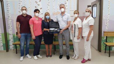 Photo of Princeza Katarina ORL klinici donirala aparat za skrining sluha