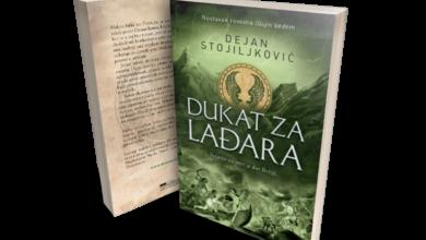 """Photo of """"Dukat za lađara"""" roman o čojstvu i junaštvu"""