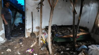 Photo of Đurđanovići u požaru ostali bez kuće i dela imanja – POTREBNA JE POMOĆ