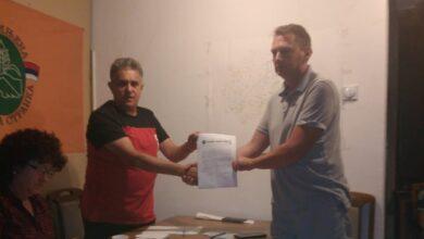 Photo of Milojić novi poverenik Gradskog odbora Ujedinjene seljačke stranke