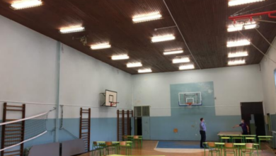 Photo of Niške škole dobile bolje osvetljenje fiskulturnih sala