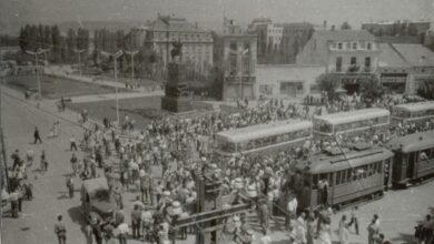 Photo of Na današnji dan 1958. godine 20 hiljada Nišlija je ispratilo tramvaje na put u zaborav