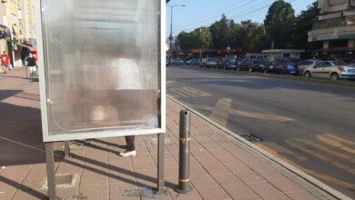 Photo of Polomljeno NOVO autobusko stajalište (FOTO)