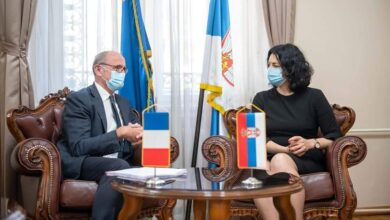 Photo of Francuski ambasador gost grada Niša
