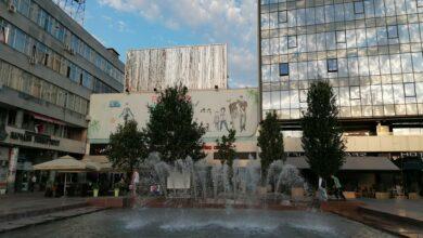 Photo of Bilbord skinut, fontana radi