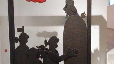 Photo of Izložbom u Beogradu umetnik iz Niša obeležio 70 godina stvaralaštva i 86. rođendan