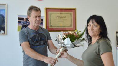 Photo of HEROJI IZ SENKE. Snežana Mitić već 35 godina verna Radničkom