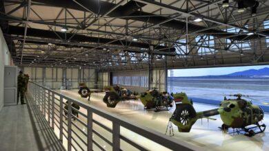 Photo of MESTO ZA SRPSKE ČUVARE NEBA U NIŠU: Novi hangari za smeštaj vojnih vazduhoplova (VIDEO)