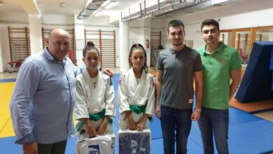 Photo of ''Mladi za mlade'' pomogli džudistkinjama Jani i Ivi