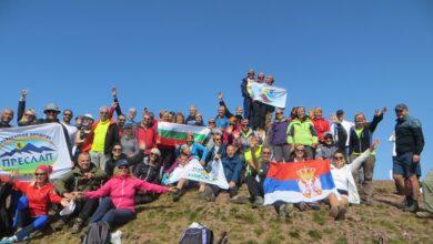 Photo of Oko 250 planinara popelo se na Midžor i uživalo u predelima Stare planine