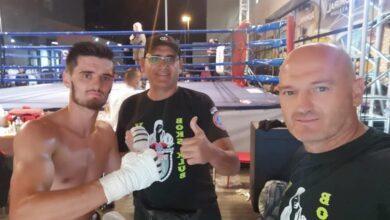 Photo of Novak Radulović zabeležio novu pobedu u profesionalnom boksu
