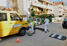 """Photo of JKP """"Parking servis"""": Radovi na rasveti, obeležavanju horizontalne signalizacije i postavljanju prinudnih usporivača"""