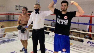 Photo of Novak Radulović ubedljivo do nove pobede