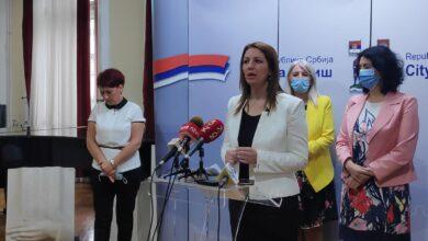 Photo of Sanja Stajić i Vladislava Ivković pomoćnice gradonačelnice Niša, Tanja Obradović predložena za gradskog arhitektu