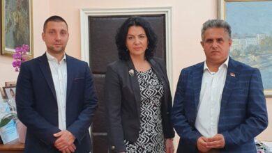 Photo of Sotirovski, Marković i Miletić o budućoj saradnji Niša i Svrljiga