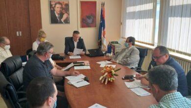 Photo of Prvi sastanak šefova odborničkih grupa