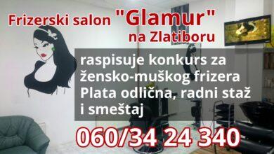Photo of GLAMUR na Zlatiboru traži žensko-muškog frizera!