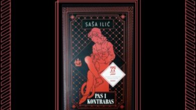 """Photo of Predstavljanje knjige """"Pas i kontrabas"""" u NKC-u"""