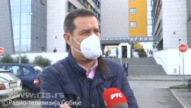 """Photo of Janković: Klinički centar """"Niš"""" spreman za treći talas"""
