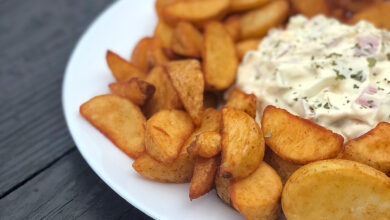 Photo of Kao glavno jelo ili prilog, CITY CAFE stvara prave SPECIJALITETE od krompira