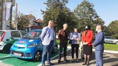 Photo of Niš je dobio prvi javni punjač za električna vozila