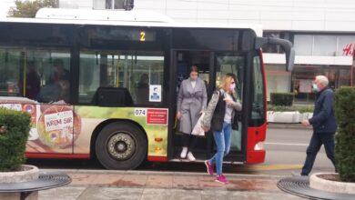 Photo of Putnike u gradskim autobusima bez maske opominju sami građani