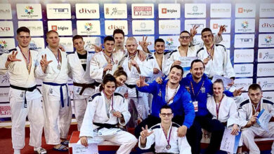 "Photo of Juniori Džudo kluba ""Kinezis"" najbolji u zemlji"