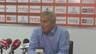 """Photo of Đuričić predstavljen na Čairu: """"Cilj je da budemo u prve četiri ekipe na tabeli"""""""