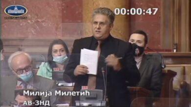 Photo of Miletić: Nova ministarstva mogućnost da se akcentuju stvari koje se tiču građana iz svih krajeva naše zemlje